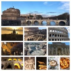 Italy on the horizon