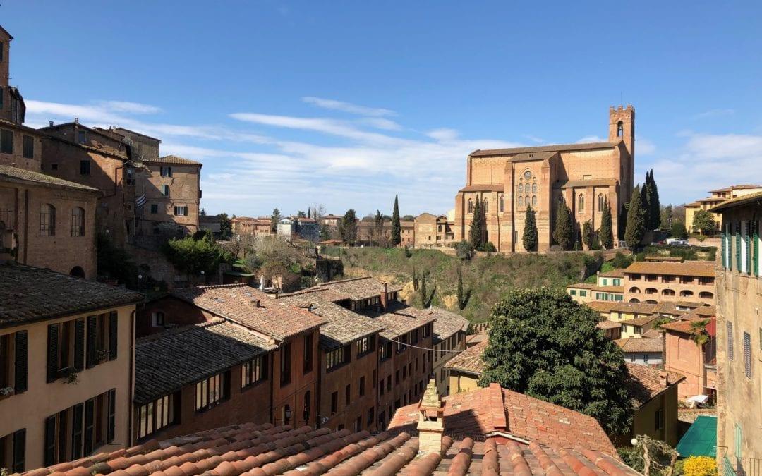 Savouring Siena…