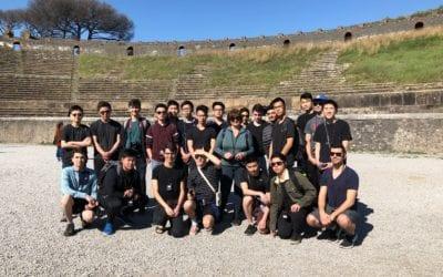 Napoli E Pompei