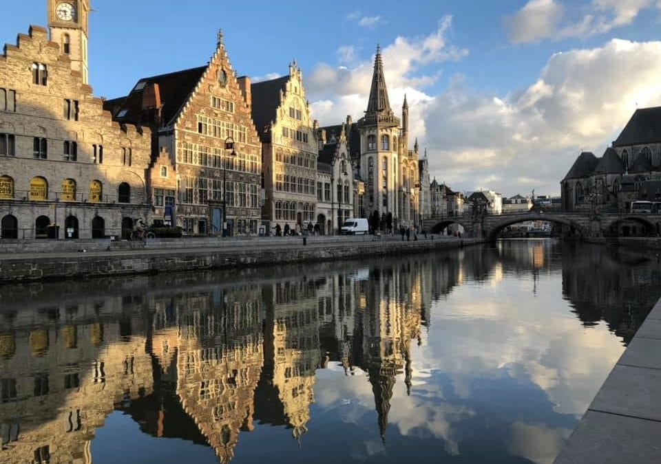 Our Home In Belgium: Ghent